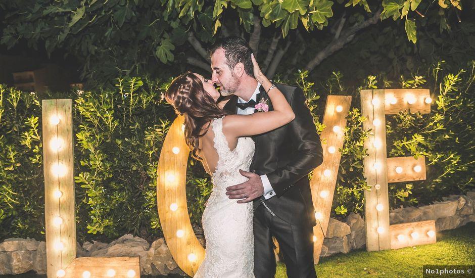 La boda de Oscar y Laura en Altea, Alicante