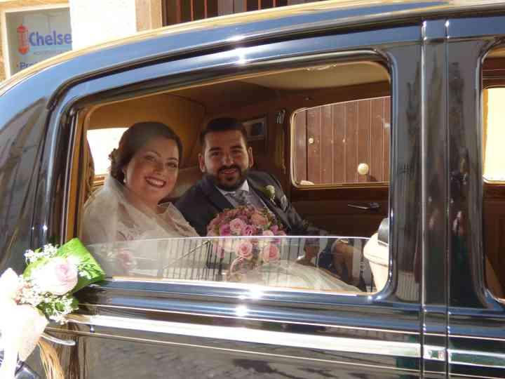 La boda de Pilar y Roberto