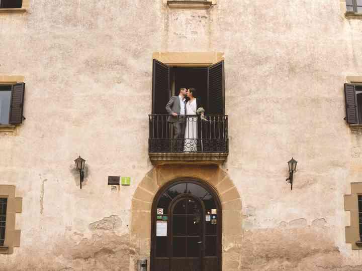 La boda de Gemma y Andres