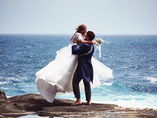 La boda de Silvia  y Benjamin  1
