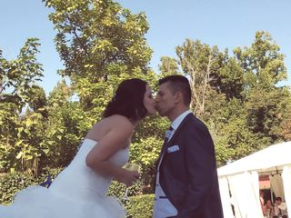 La boda de Kris y Ángel