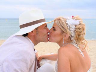 La boda de TOÑI y OSCAR