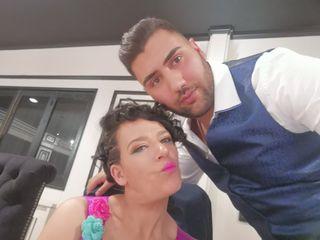 La boda de Hakim y Jenni 1