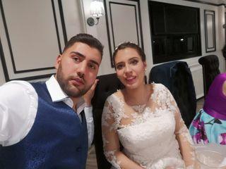 La boda de Hakim y Jenni