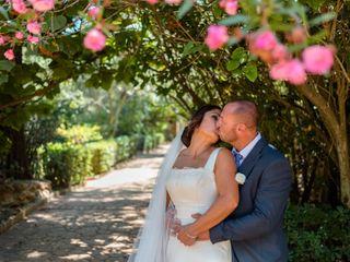 La boda de Aurora y Dani