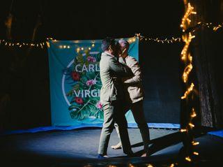 La boda de Carlos y Virgilio 2