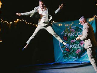 La boda de Carlos y Virgilio 3