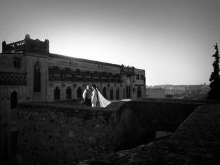 La boda de Julia y Paco