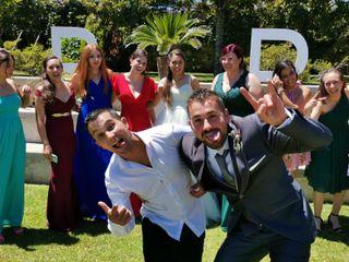 La boda de Bety y Benja