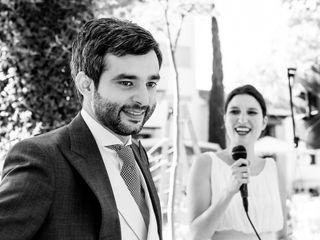 La boda de Carmen y Juanma