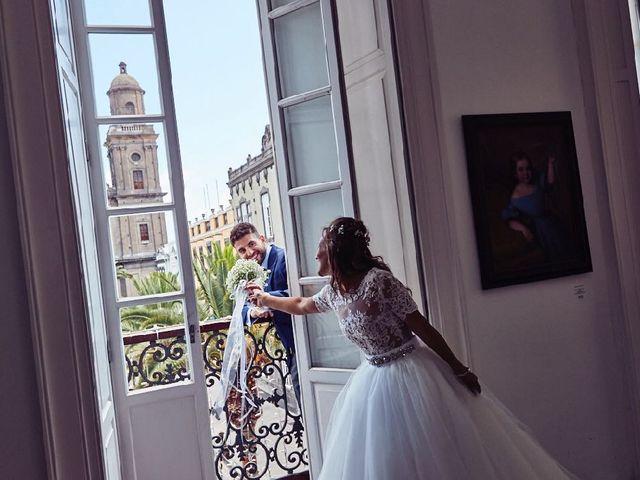 La boda de Silvia  y Benjamin
