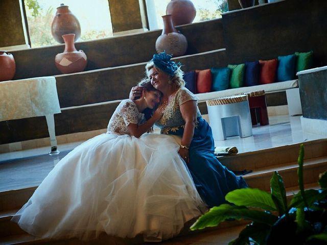 La boda de Benjamin  y Silvia  en Las Palmas De Gran Canaria, Las Palmas 6