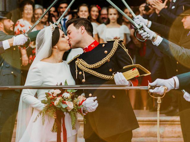 La boda de Mpaz y David