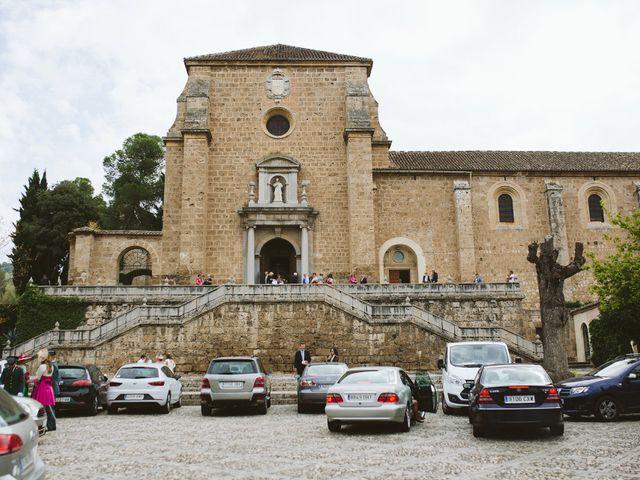 La boda de David y Mpaz en Granada, Granada 14