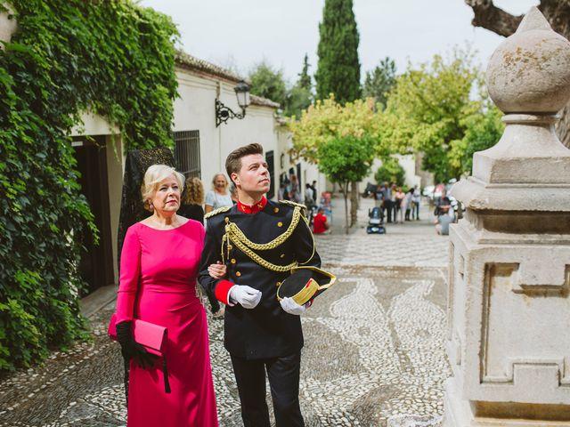 La boda de David y Mpaz en Granada, Granada 15