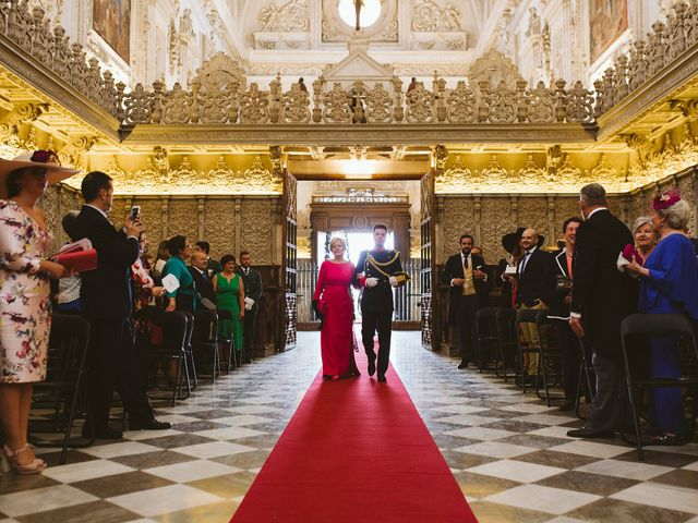 La boda de David y Mpaz en Granada, Granada 16