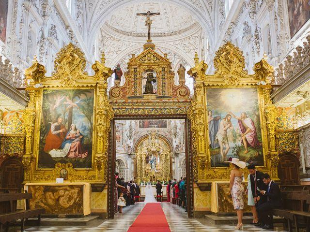 La boda de David y Mpaz en Granada, Granada 20