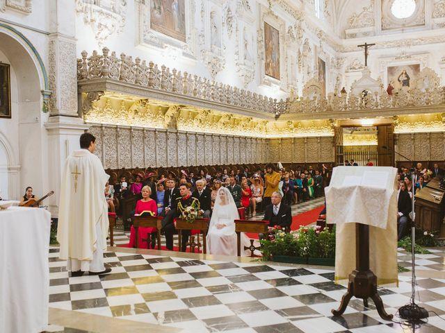 La boda de David y Mpaz en Granada, Granada 21