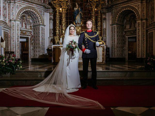 La boda de David y Mpaz en Granada, Granada 26