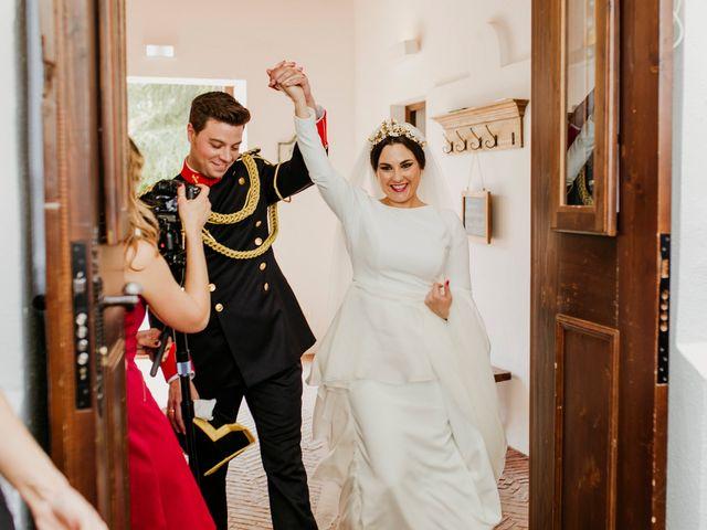 La boda de David y Mpaz en Granada, Granada 30