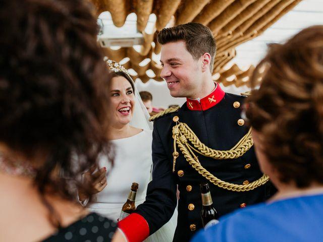 La boda de David y Mpaz en Granada, Granada 31