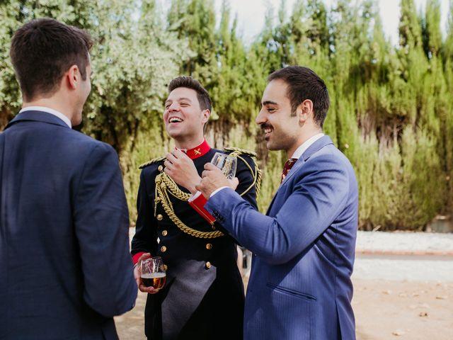 La boda de David y Mpaz en Granada, Granada 35