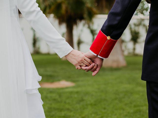 La boda de David y Mpaz en Granada, Granada 38