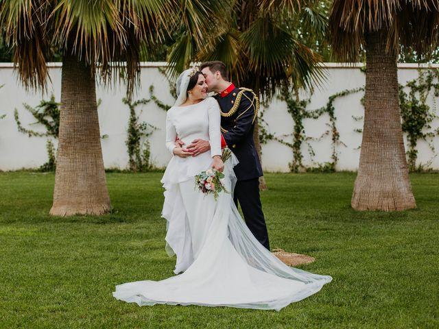 La boda de David y Mpaz en Granada, Granada 39