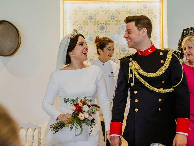 La boda de David y Mpaz en Granada, Granada 40