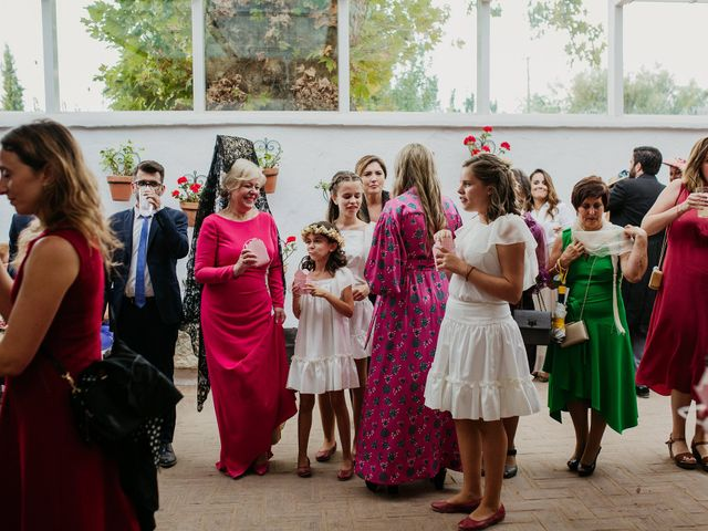 La boda de David y Mpaz en Granada, Granada 49
