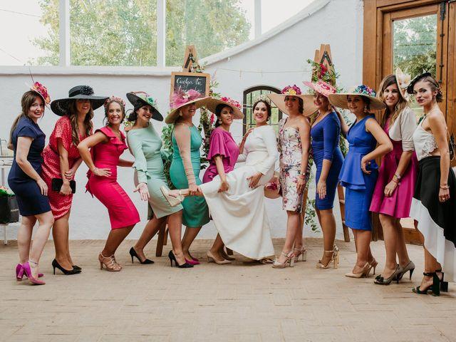 La boda de David y Mpaz en Granada, Granada 53