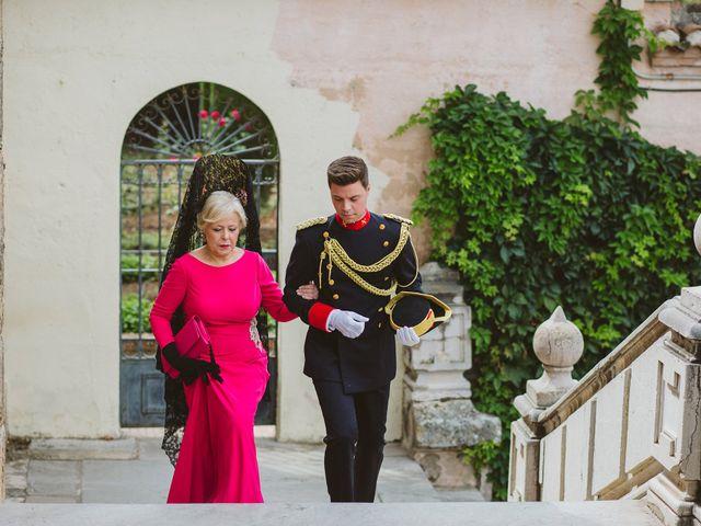 La boda de David y Mpaz en Granada, Granada 67