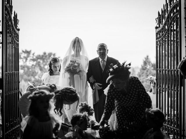 La boda de David y Mpaz en Granada, Granada 69