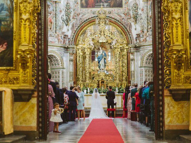 La boda de David y Mpaz en Granada, Granada 71