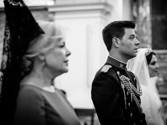 La boda de David y Mpaz en Granada, Granada 76