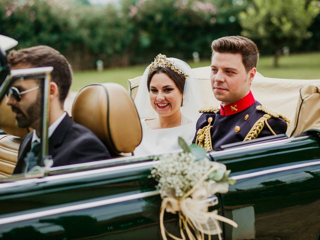 La boda de David y Mpaz en Granada, Granada 81