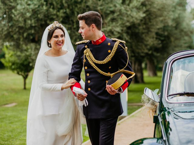 La boda de David y Mpaz en Granada, Granada 82