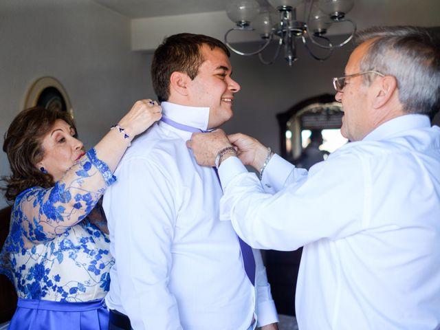 La boda de Miguel y Irene en Tarancon, Cuenca 5