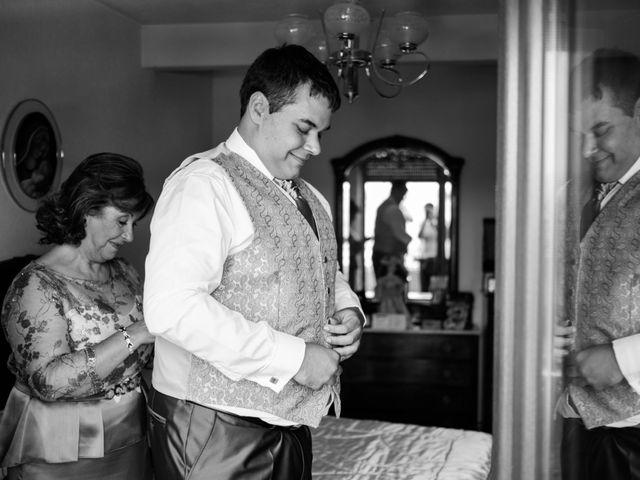 La boda de Miguel y Irene en Tarancon, Cuenca 6