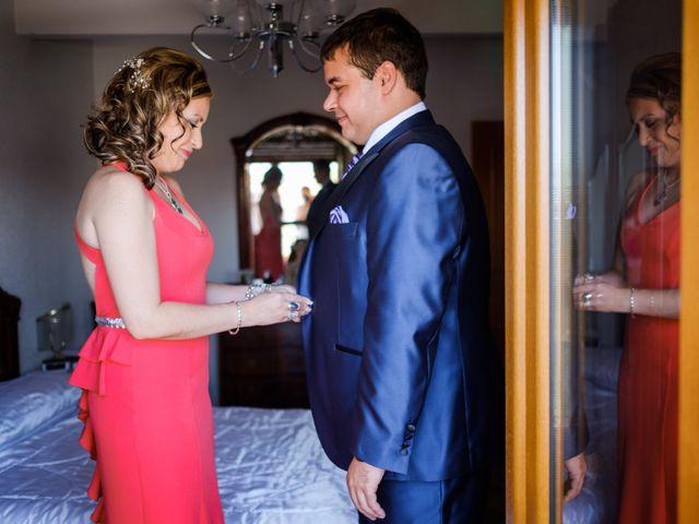 La boda de Miguel y Irene en Tarancon, Cuenca 7