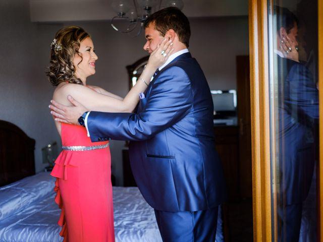 La boda de Miguel y Irene en Tarancon, Cuenca 8