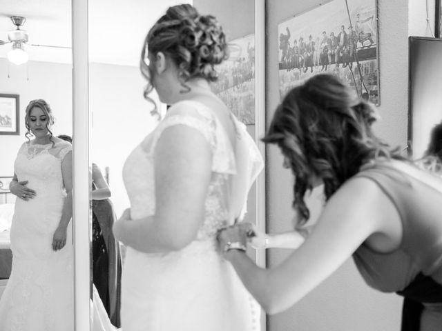 La boda de Miguel y Irene en Tarancon, Cuenca 17