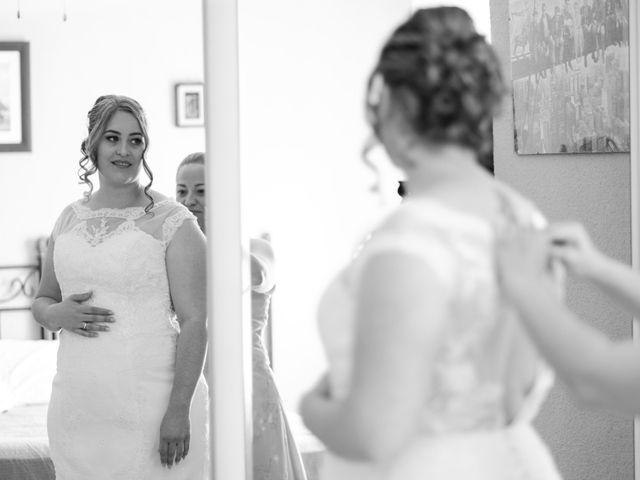 La boda de Miguel y Irene en Tarancon, Cuenca 18