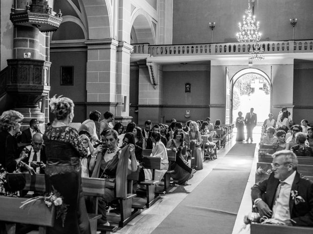 La boda de Miguel y Irene en Tarancon, Cuenca 24