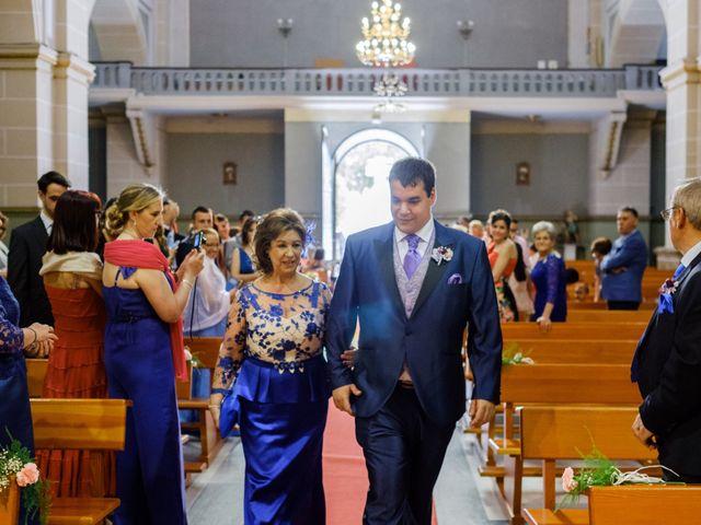 La boda de Miguel y Irene en Tarancon, Cuenca 26