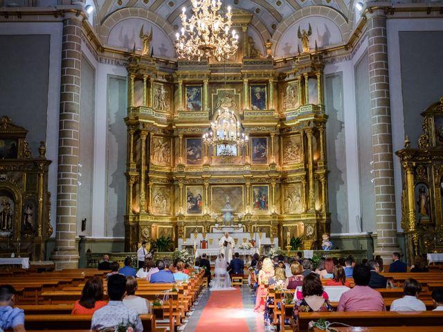 La boda de Miguel y Irene en Tarancon, Cuenca 32