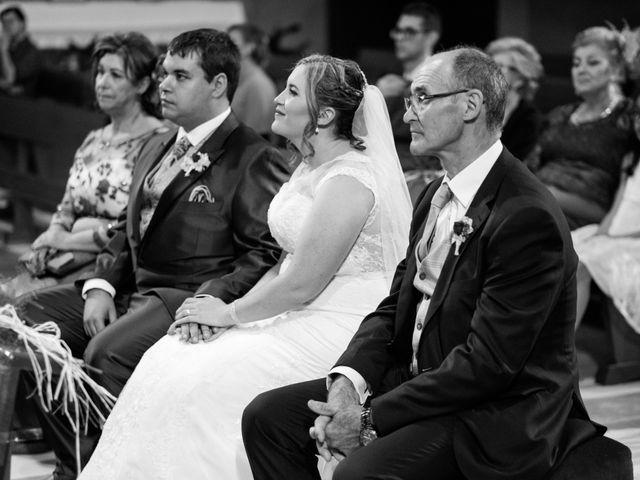 La boda de Miguel y Irene en Tarancon, Cuenca 33