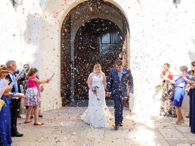 La boda de Miguel y Irene en Tarancon, Cuenca 36