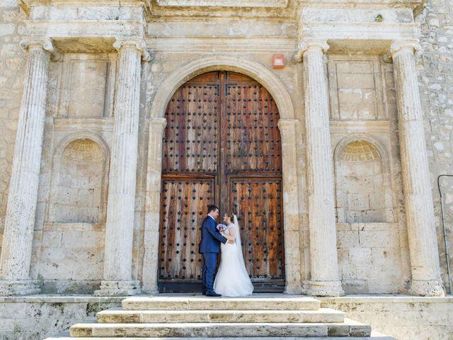 La boda de Miguel y Irene en Tarancon, Cuenca 37
