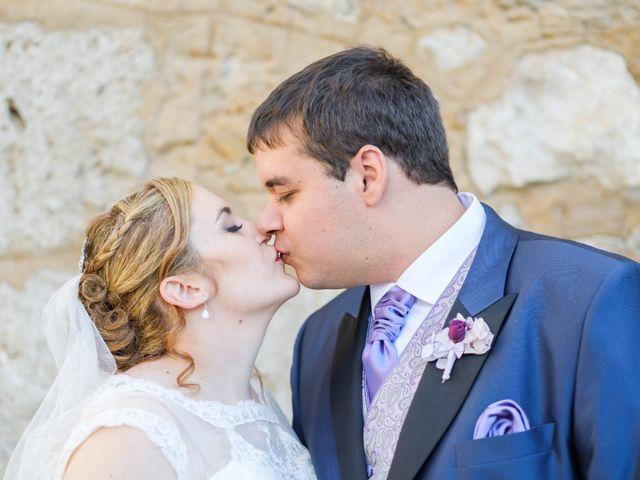 La boda de Miguel y Irene en Tarancon, Cuenca 40